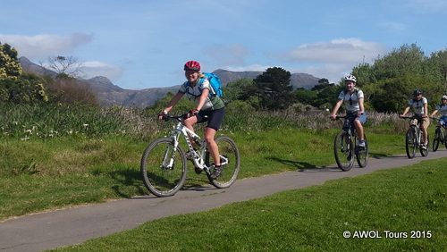 Constantia Greenbelts Map: 8km of fun for the family