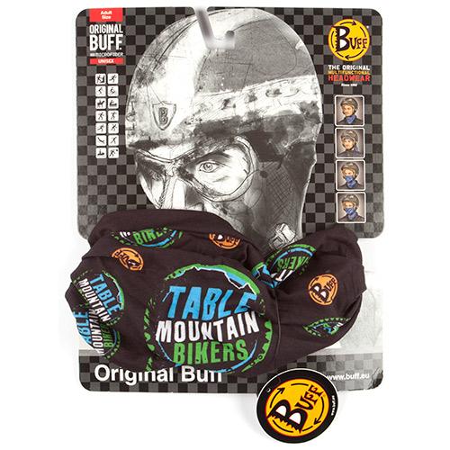 Table Mountain Bikers Buff - Online Store