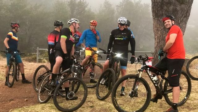 Group Rides – All welcome!